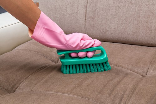 9 Smart Ways To Clean Your Upholstery
