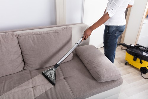 How To Get Stains Out From Sofa