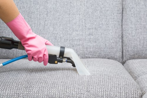 How to Clean Fabric Sofa Naturally?