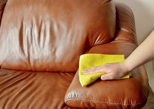 How To Clean A Leather Sofa?
